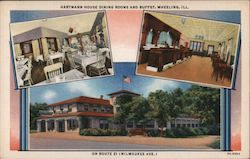 Hartmann House Dining Rooms and Buffet