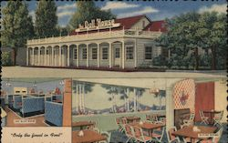 The Doll House Restaurant Postcard