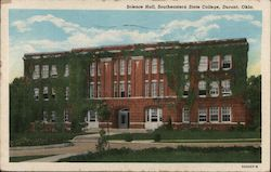 Science Hall, Southeastern State College