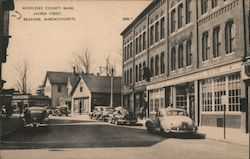 Middlesex County Bank, Haven Street Postcard