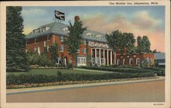 The Mother Inn, Ishpeming, Michigan Postcard