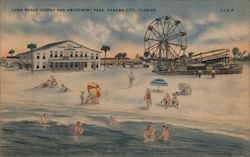 Long Beach Casino and Amusement Park Postcard