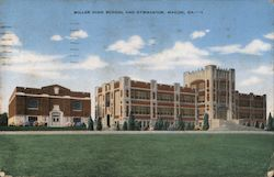 Miller High School and Gymnasium
