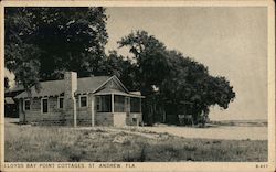 Lloyds Bay Point Cottages, St. Andrews, Florida