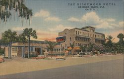 The Ridgewood Hotel and Grill Postcard