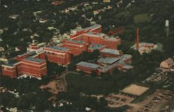 Aerial View St. Mary's Hospital