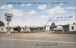 Horsehoe Lodge Postcard