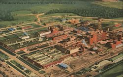 "Aerial View of Dupont's ""Orlon"" Plant"