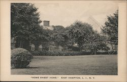 Home Sweet Home, Long Island Postcard
