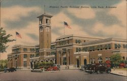 Missouri Pacific Railroad Station, Little Rock, Arkansas