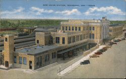 New Union Station, Texarkana, Ark.-Texas