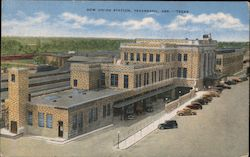 New Union Station - Texarkana, Ark-Texas