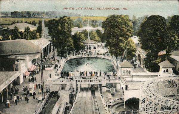 White City Park Indianapolis