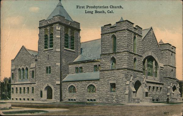 First Presbyterian Church Long Beach California