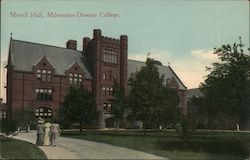 Merrill Hall, Milwaukee-Downer College