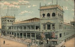 Million Dollar Pier Postcard