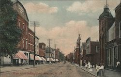 Main Street Looking East, Moncton, New Brunswick