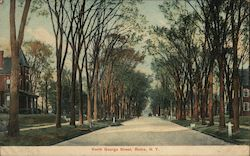 North George Street Postcard