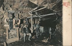 Empire Mine, 3200 Level Postcard