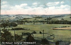 The Mohawk Valley Postcard