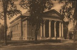 John M. Greene Hall, Smith College Postcard