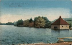 View of Lake, Green Hill Park