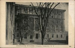 Journalism Building, Columbia University