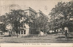 N.T.S.N. Science Hall Postcard