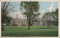 Sibley College, Cornell University Postcard