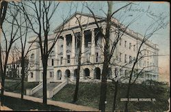State Library Postcard