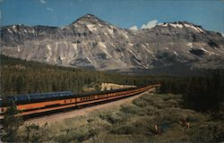 Great Northern's Streamlined Empire Builder Postcard