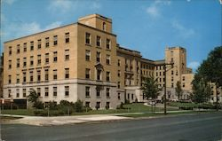 State of Wisconsin General Hospital Postcard