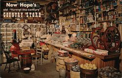 "New Hope's Old ""Turn-of-the-century"" Country Store"