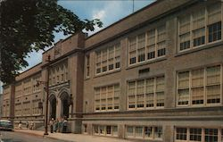 William Penn Senior High School Erected In The Second Square of West College Avenue in 1927