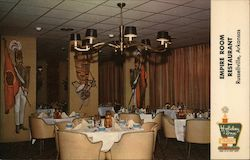 Empire Room Restaurant Interstate 40 and State Highway 7