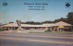 Shamrock Motor Lodge - 8420-1st Ave., No.
