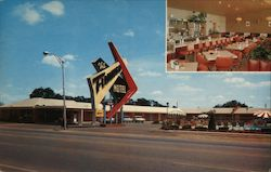 The Flamingo Motel and Restaurant 3000 W. 3rd Hwy. 66 West
