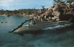 20,000 Leagues Under the Sea - Walt Disney World Postcard