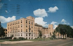 Wisconsin State General Hospital, 1300 University Avenue Postcard