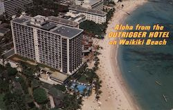 Aloha From The Outrigger Hotel on Waikiki Beach Ultra Modern In the Hub of the Waikiki District