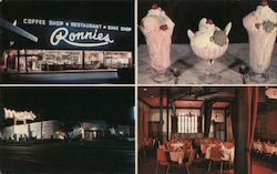 Good Things Come in 3s In Orlando, Fla its Ronnies, In Winter Park, Fla its Monte's and Goody's Postcard