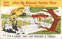 Little Big Discount Variety Store