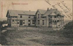 Old Home Postcard