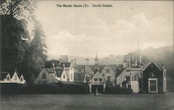 The Manor House Postcard