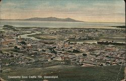 Toownsville from Castle Hill, Queensland Postcard
