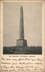 The Wellington Monument, Somerset County