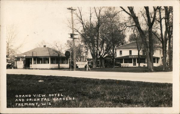 Grand View Hotel and Oriental Gardens Fremont Wisconsin