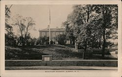 Schuyler Mansion Postcard