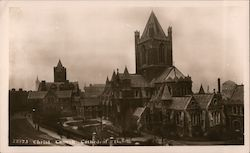 Christ Church Cathedral Postcard