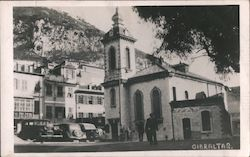 A church Postcard